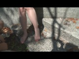 Mistress T - Best Public Foot Worship clip ever